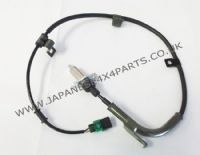Mitsubishi Pajero/Shogun 2.8TD 4M40 (V26-SWB/V46-LWB) (1990-11/1996) - Rear Anti Skid / ABS Speed Sensor L/H